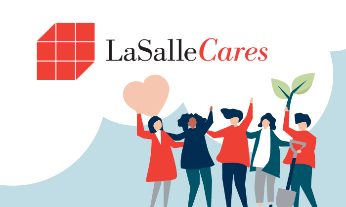Working Together in our Communities – The Causes of LaSalleCares in 2019
